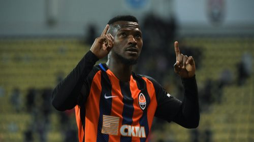 UCL: Kayode Named In Shakhtar Donetsk Squad For Hoffenheim's Clash
