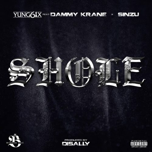 Yung6ix ft. Dammy Krane & Sinzu – Shole Lyrics