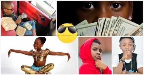 Meet The Richest Kids In Nigeria!! – Number 1 Is worth over $500 Million (Photos)