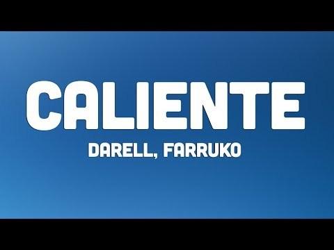 Letra de Canción caliente de Darrell Ft. Farruko