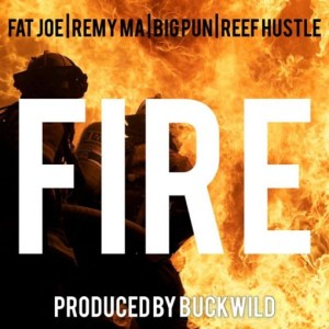 Lyrics-Fire Song By Buckwild