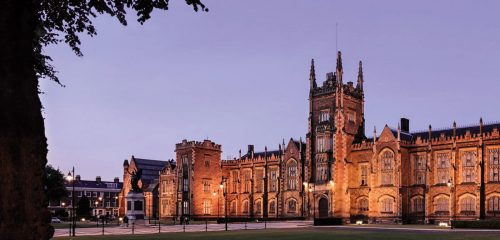2019 Mary McNeill Foreign Scholarships At Queen's University Belfast in UK