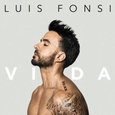 Luis Fonsi New Album VIDA