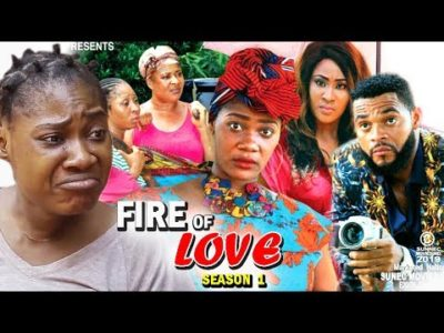 Fire Of Love Season 1 Mercy Johnson Nigerian Nollywood Movie