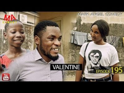 Valentine Mark Angel Comedy (Episode 195