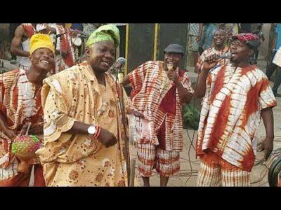 Sanyeri And The Band Latest 2019 Yoruba Movie