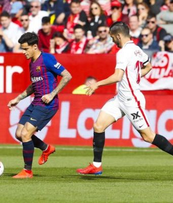 Sevilla vs Barcelona 2-4 – Highlights