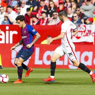 Sevilla vs Barcelona 2-4 – Highlights