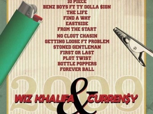 10 Piece Lyrics Wiz Khalifa & CurrenSy