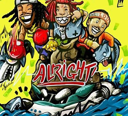 Alright Lyrics Wiz Khalifa Trippie Redd & Preme