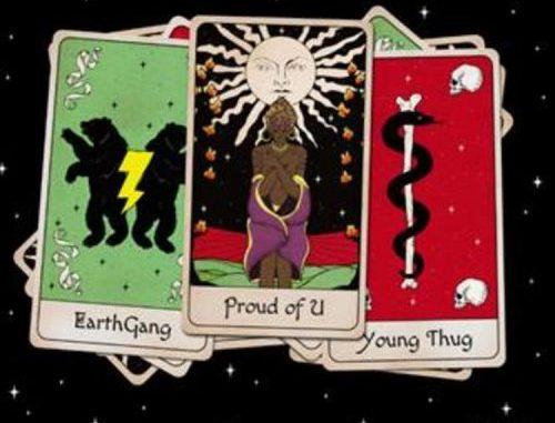 Lyrics-Proud of U Song-EARTHGANG