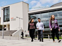 PhD Scholarships for International Students at University of Exeter, UK