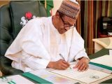 List Of Bills Buhari Refused To Sign Into Law Since 2015