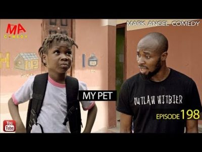 My Pet Mark Angel Comedy Episode 198