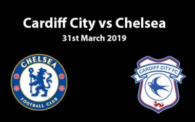 Chelsea Vs Cardiff City 2 - 1 Premier League Highlights And Goals