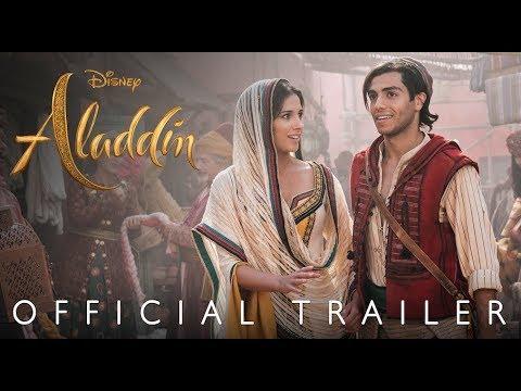 Official Aladdin Trailer