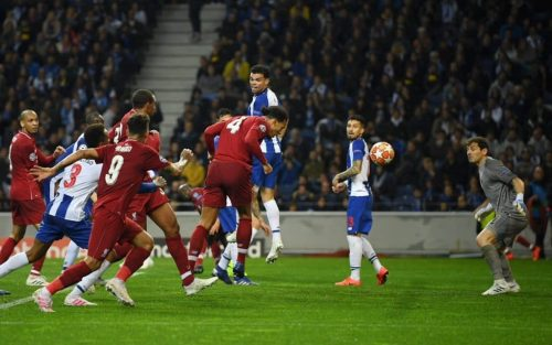 Porto vs Liverpool 1-4 Highlights And Goals