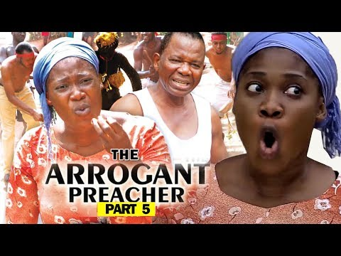 The Arrogant Preacher Part 5 Mercy Johnson Nigerian Nollywood Movie