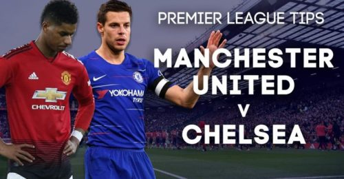 Manchester United Vs Chelsea 1:1 Premier League Highlights And Goals