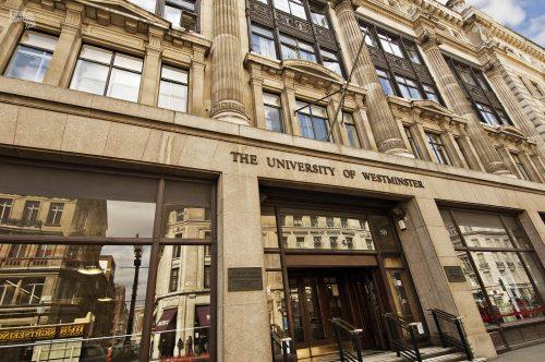 2019 International Scholarships For MSc Students At University Of Westminster in UK