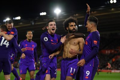 Southampton vs Liverpool 1-3 Highlights And Goals
