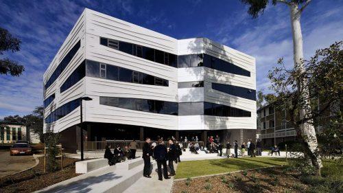 PAFTAD award At Australian National University in Australian, 2019