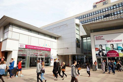 Transform Together Scholarships At Sheffield Hallam University in UK