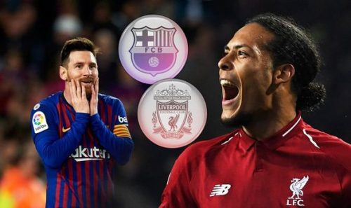 Liverpool vs Barcelona 4-0 (AGG 4-3) Highlights And Goals