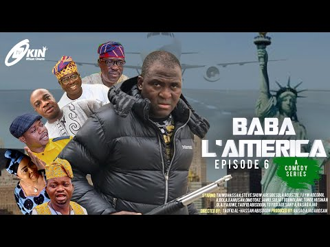BABA L'AMERICA Episode 6 Latest Yoruba Movie