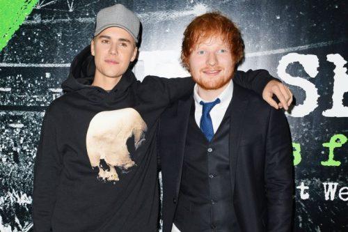 ustin Bieber Ft Ed Sheeran I Don't Care