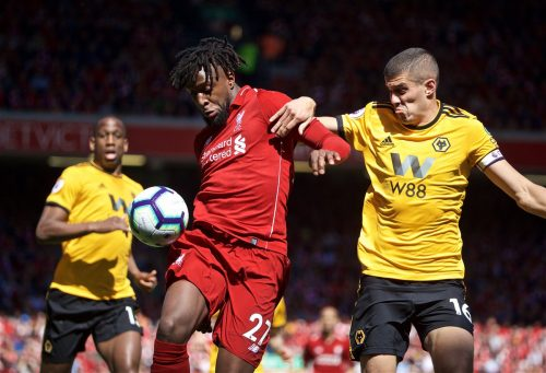 Liverpool vs Wolves 2-0 Highlights And Goals
