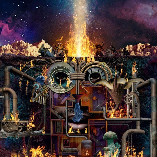 Flying Lotus New Album Flamagra
