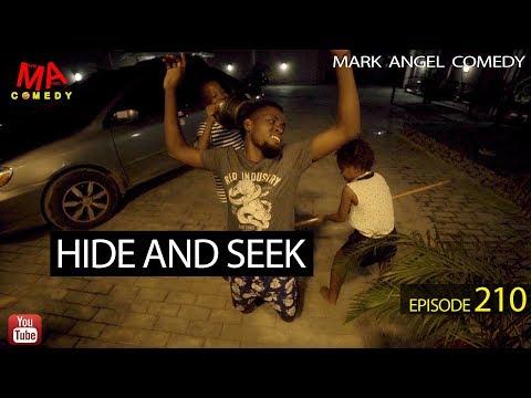 HIDE AND SEEK Mark Angel Comedy Episode 210