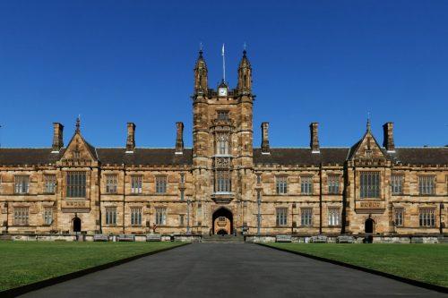 Professor John Lovering funding for International Students in Australia
