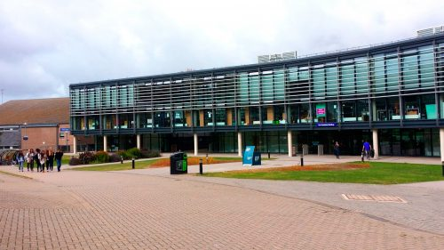 Santander International MSc Scholarships at University of Brighton, UK