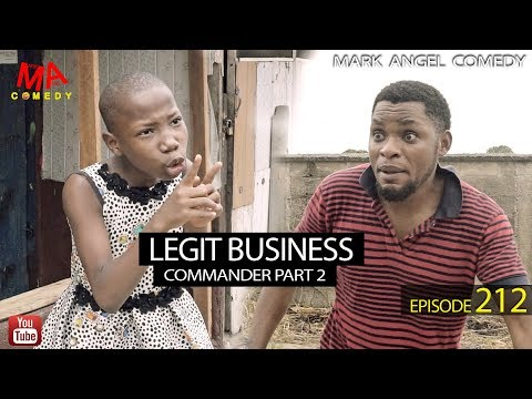 Legit Business Mark Angel Comedy Episode 212
