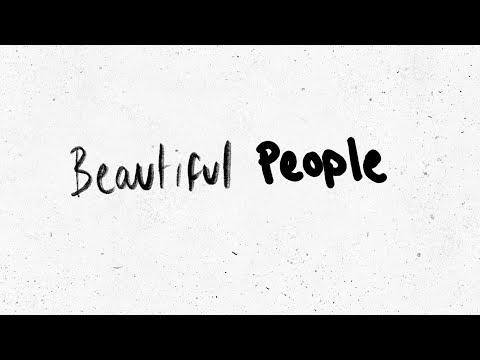Ed Sheeran Beautiful People ft Khalid