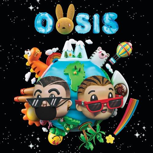 Bad Bunny & J Balvin Album Oasis