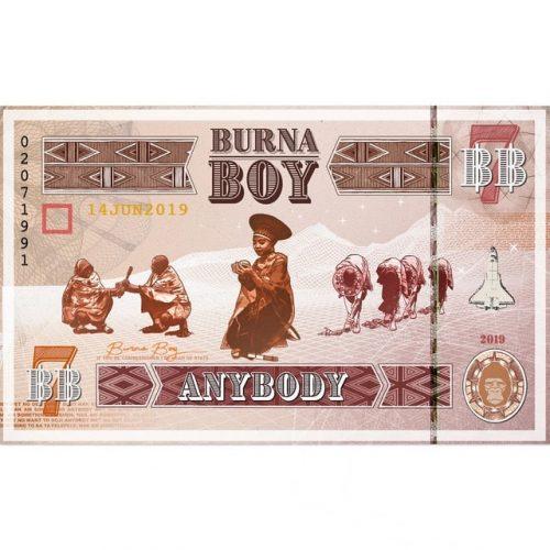 Burna Boy – AnyBody Lyrics