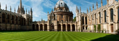 Fully-Funded Rhodes Global Scholarships at University of Oxford, 2020