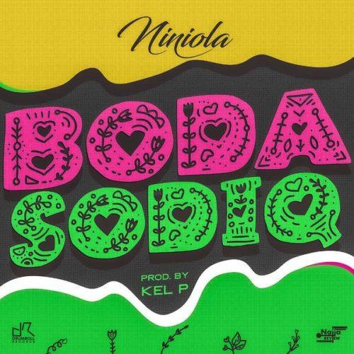 Niniola – Boda Sodiq Lyrics