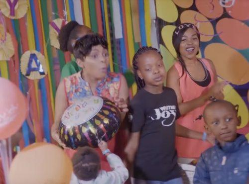 SIZE 8 REBORN ft. Whitney Joy - Shangilia Lyrics