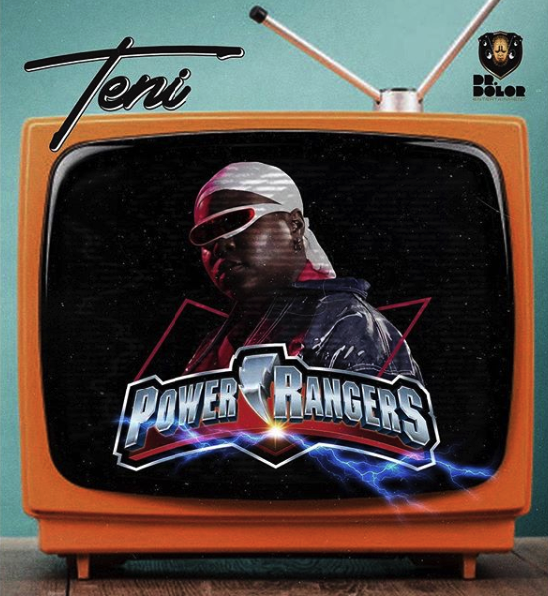 Lyrics of Power Rangers By Teni