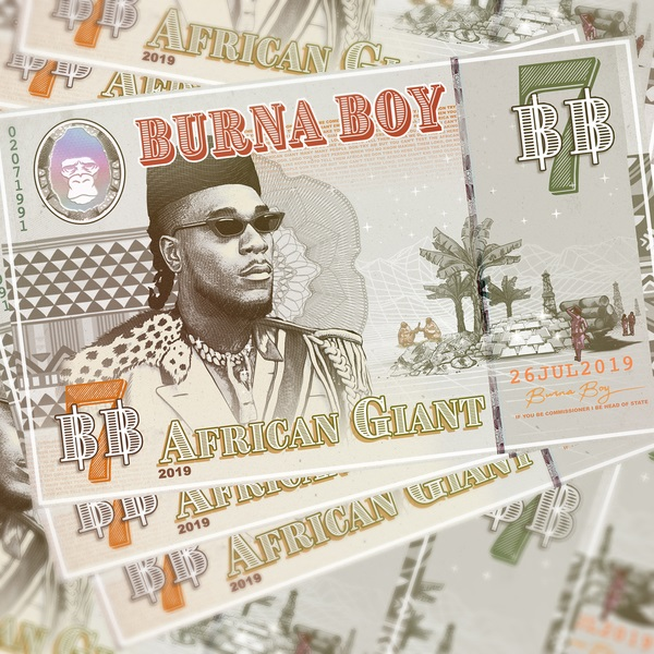 Lyrics Of Omo By Burna Boy
